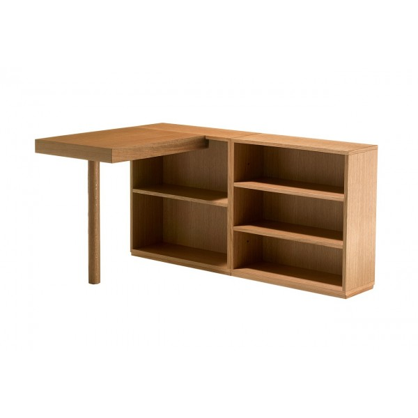 Bureau le corbusier lc16 bureau cassina lc16 mobilier le for Le corbusier meuble