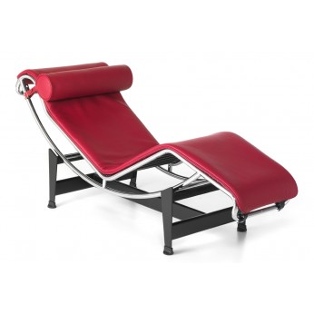 Chaise longue lc4 le corbusier chaise longue le corbusier cassina lc4 auth - Fauteuil le corbusier cassina ...