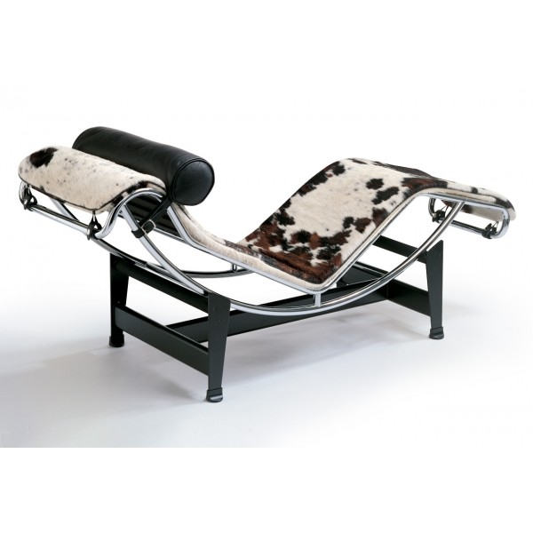 chaise longue cassina lc4 fauteuil le corbusier lc4. Black Bedroom Furniture Sets. Home Design Ideas